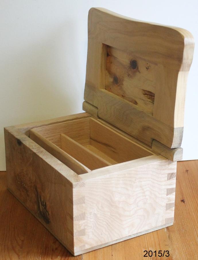Ash box 64