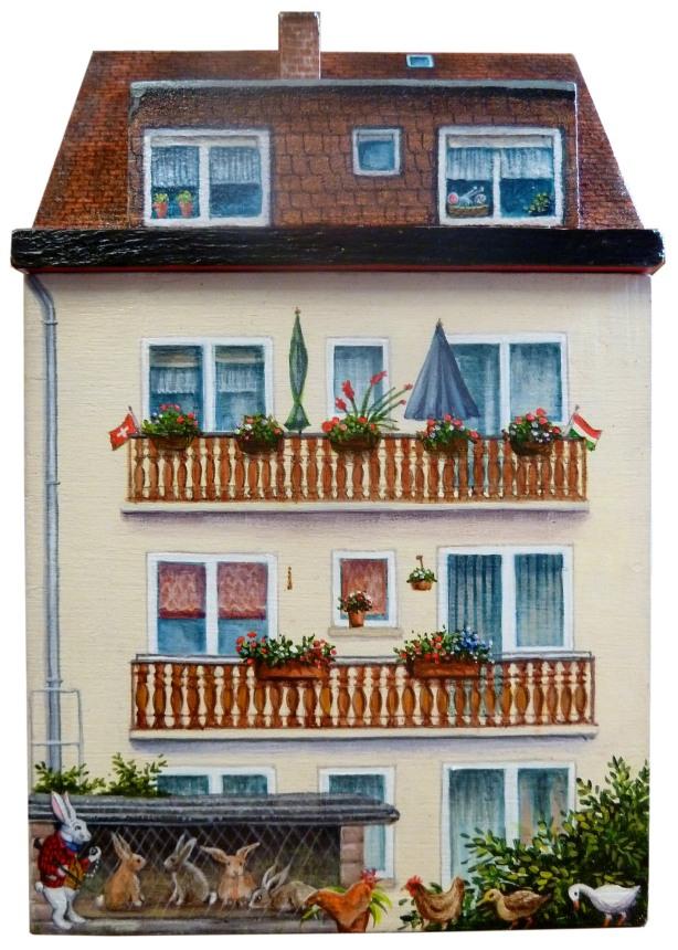 Doorbar house 1