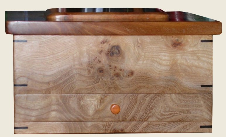 Elm Jewellery Box