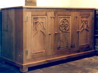Eskdale cupboard