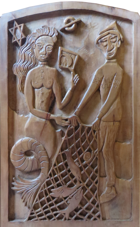 Mermaid and Fisherman
