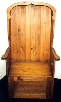 Monk's Seat