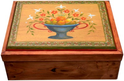 Mosaic bowl box