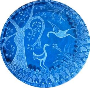 Mythical birds