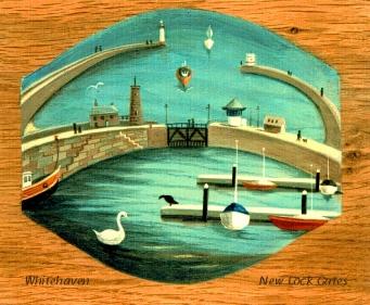 New Lock Gates Whitehaven
