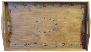'Olives' tray