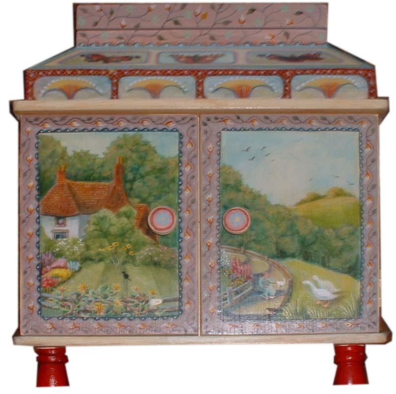 Robins casket