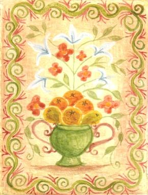 San Clemente flowers