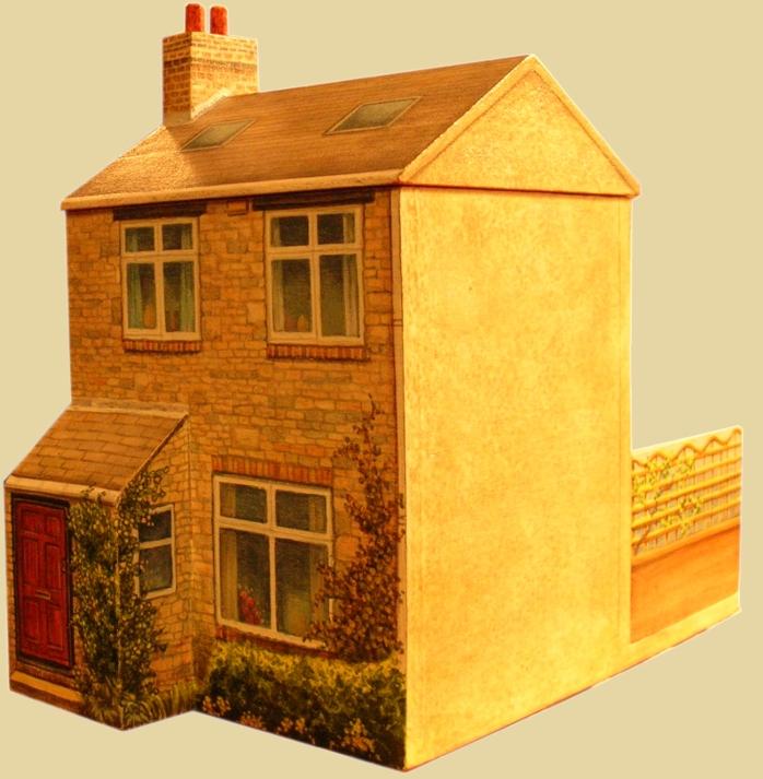 Saunders housebox