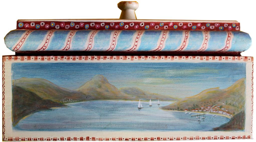 Scottish landscape box 1