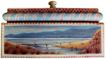 Scottish landscape box 3