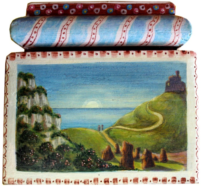 Scottish landscape box 4