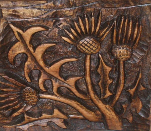 Sea thistle (2)