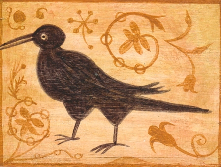 Spanish Tile Bird