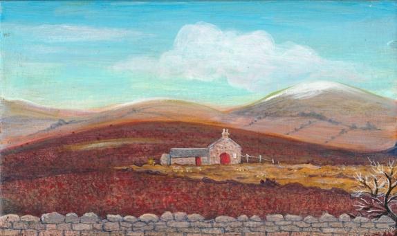 The Red Barn Door